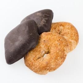 Vassoio misto di Mostaccioli e Roccocò da 200 g