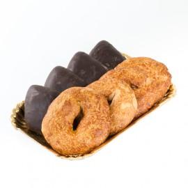 Vassoio misto di Mostaccioli e Roccocò da 400 g